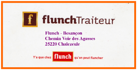 flunch Chalezeule