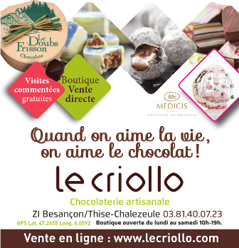 Chocolaterie Le criollo